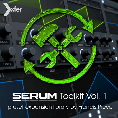 Serum toolkit md